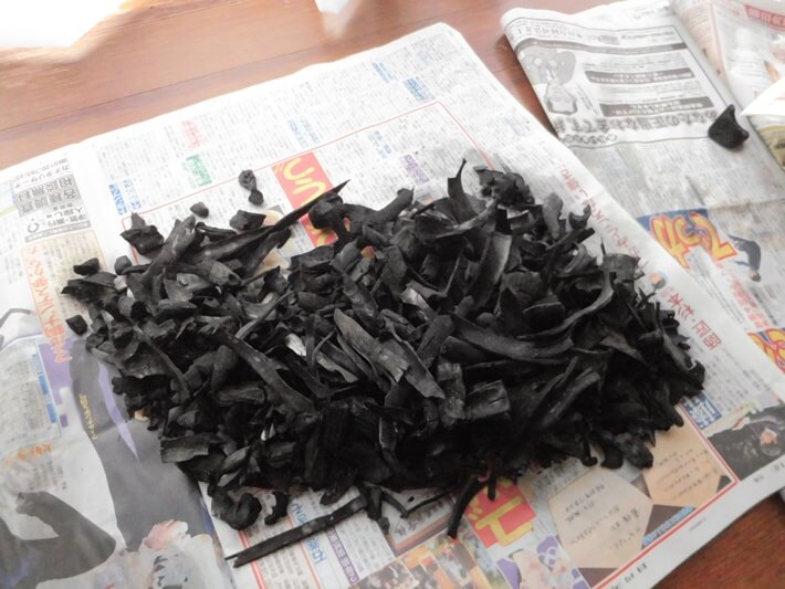炭 作り方