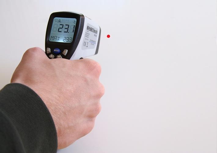 高度な温度計